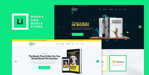 Lorem Ipsum | Books & Media Store