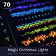 Magic Christmas Lights - GraphicRiver Item for Sale