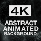 Abstract Animated Background 01 - 4K - VideoHive Item for Sale