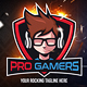 Pro Gamers Logo - GraphicRiver Item for Sale
