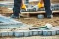Path Brick Paving - PhotoDune Item for Sale