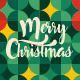 Cool Retro Christmas Flyer Card - GraphicRiver Item for Sale