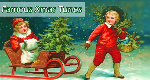 Famous Christmas Tunes