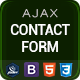 Ajax Contact Pro - Multi-language HTML5, Bootstrap Contact Form - CodeCanyon Item for Sale