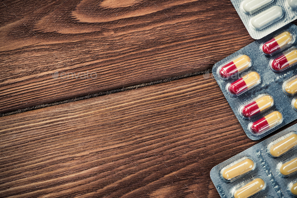 Medication and treatment - Stock Photo - Images