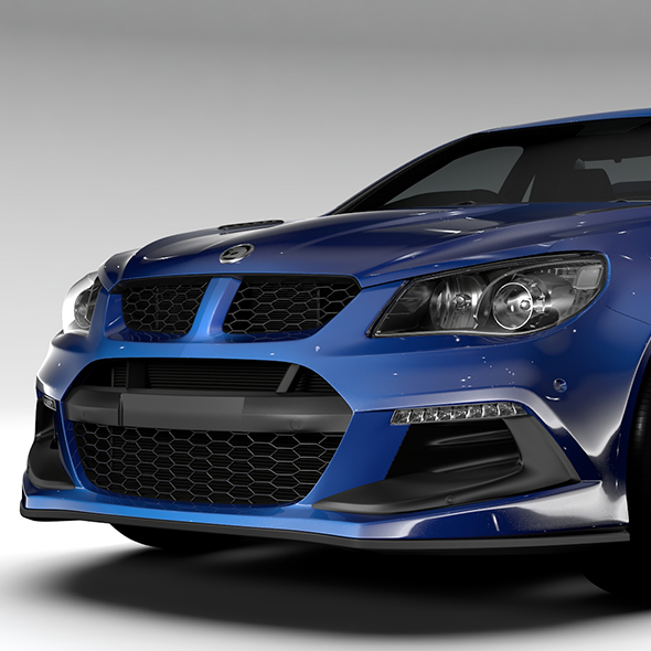 HSV Maloo GEN F2 2016 - 3DOcean Item for Sale