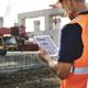 Download Construction Worker Planning Contractor Developer Concept from PhotoDune