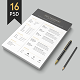 CV / Resume Mockup - GraphicRiver Item for Sale