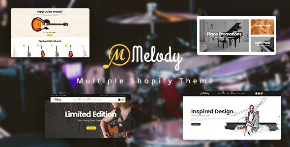 Image of Leo Melody Responsive Prestashop Theme