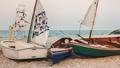 Boat Cruise Explore Nautical Navigate Sail Ship Concept