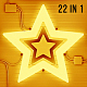 VJ Gold Stars - VideoHive Item for Sale