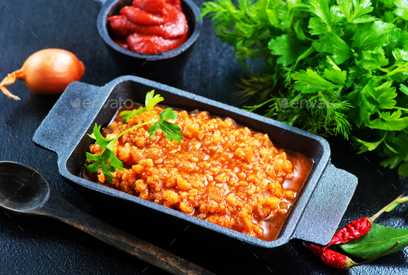 bolognese - Stock Photo - Images