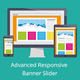 Responsive Banner Slider (Advanced) - CodeCanyon Item for Sale