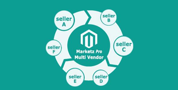 Marketz Pro - Multi Vendor - CodeCanyon Item for Sale