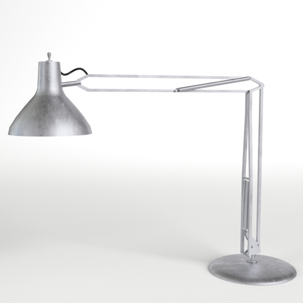 Desk Lamp 1 - 3DOcean Item for Sale