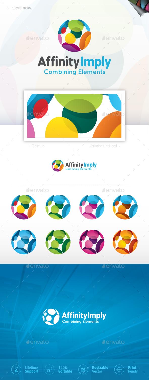Spots And Dots Logo - Symbols Logo Templates
