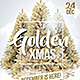 Golden Christmas Edition - GraphicRiver Item for Sale