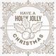 Christmas Flourishes Frame - GraphicRiver Item for Sale