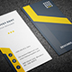 Corporate Business Card Template-03 - GraphicRiver Item for Sale