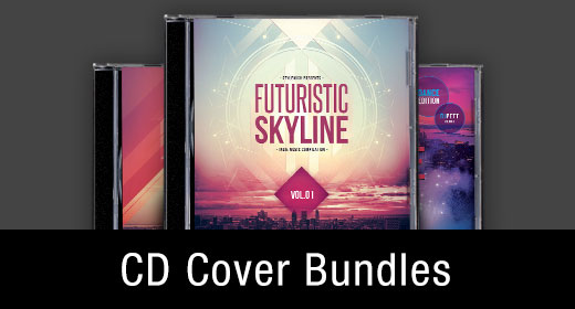* CD Cover Bundles