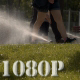 Summer Sprinklers and People 2 - VideoHive Item for Sale