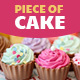 Piece of Cake - Food WordPress Theme - ThemeForest Item for Sale