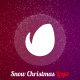 Snow Christmas Logo - VideoHive Item for Sale
