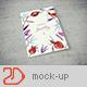 Invitation & Greeting Card Mockup - GraphicRiver Item for Sale