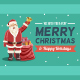 Set of Christmas Cards / Background - GraphicRiver Item for Sale
