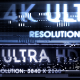 Digital Distortion (Revolution) 4K Ultra HD - VideoHive Item for Sale
