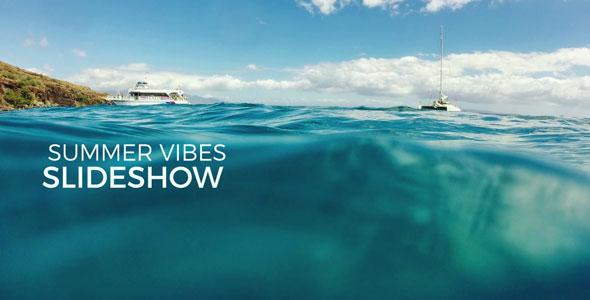 Summer Vibes - Elegant and Clean Slideshow