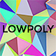Abstract Low Poly Loop Background - VideoHive Item for Sale