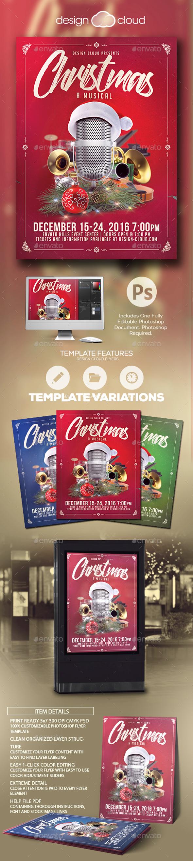 Christmas Drama/Musical Multipurpose Event - Holidays Events