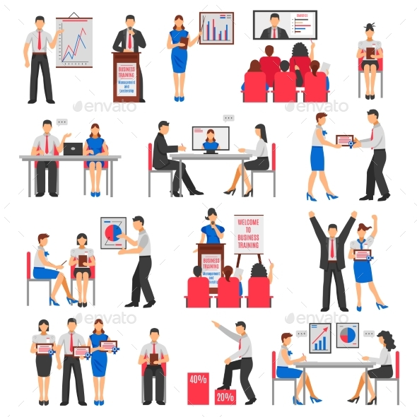 Business Training Set - Concepts Business