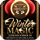 Winter Magic Flyer - GraphicRiver Item for Sale