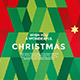 Modern Geometric Christmas Card Flyer - GraphicRiver Item for Sale