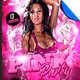 Pink Party Flyer Template - GraphicRiver Item for Sale