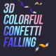 Confetti Down - VideoHive Item for Sale