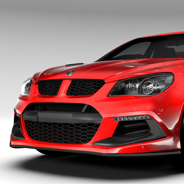 HSV Maloo R8 GEN F2 2016 - 3DOcean Item for Sale