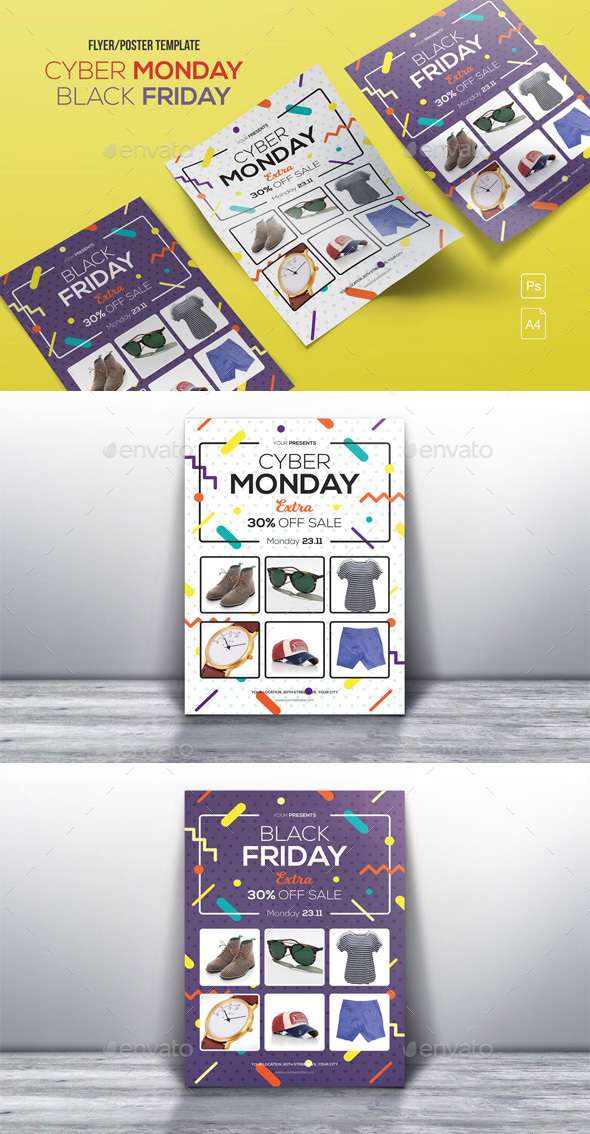 Monday to Friday Sale - Commerce Flyers