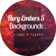 Fiery Embers 5 - VideoHive Item for Sale