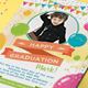 Multipurpose Kids Greeting Card - GraphicRiver Item for Sale