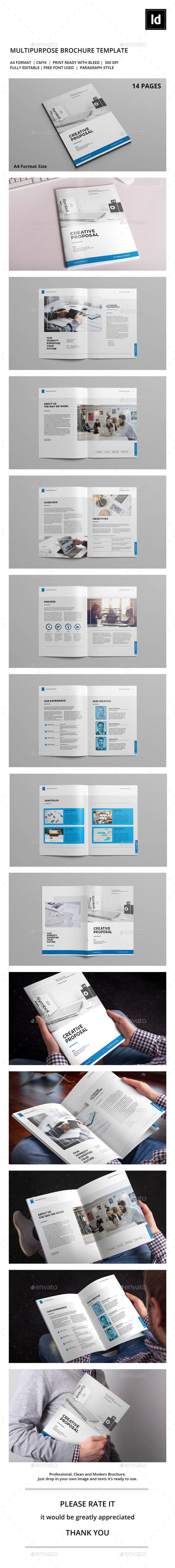Creative Proposal / Brochure - Corporate Brochures