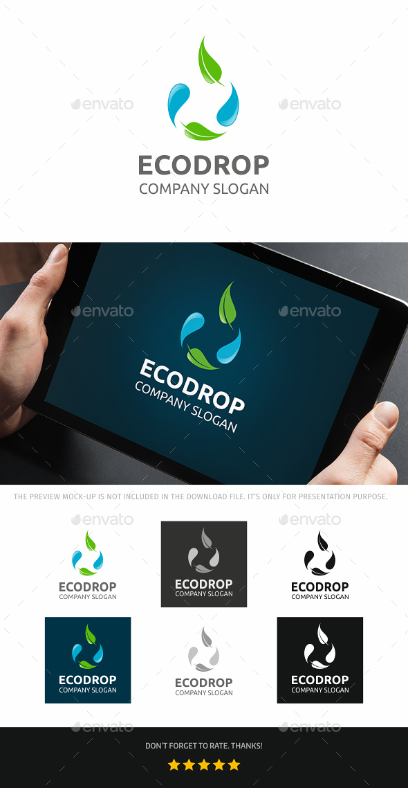 Eco - Nature Logo Templates