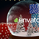 Christmas Snow Globe - VideoHive Item for Sale