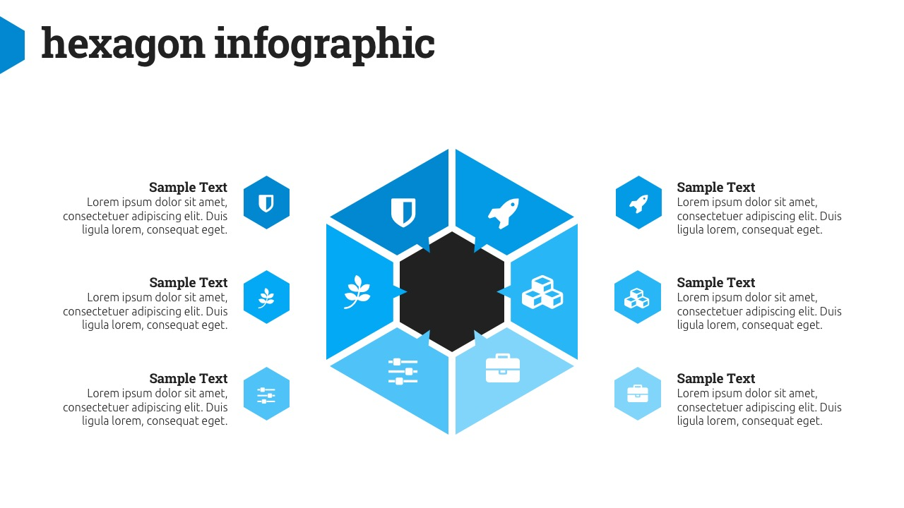 Hexagon powerpoint template by everslide graphicriver hexagon powerpoint template toneelgroepblik Gallery