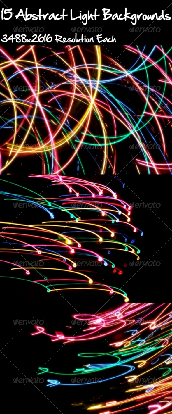 15 Abstract Light Backgrounds - Abstract Backgrounds