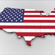 USA Map Flag - VideoHive Item for Sale