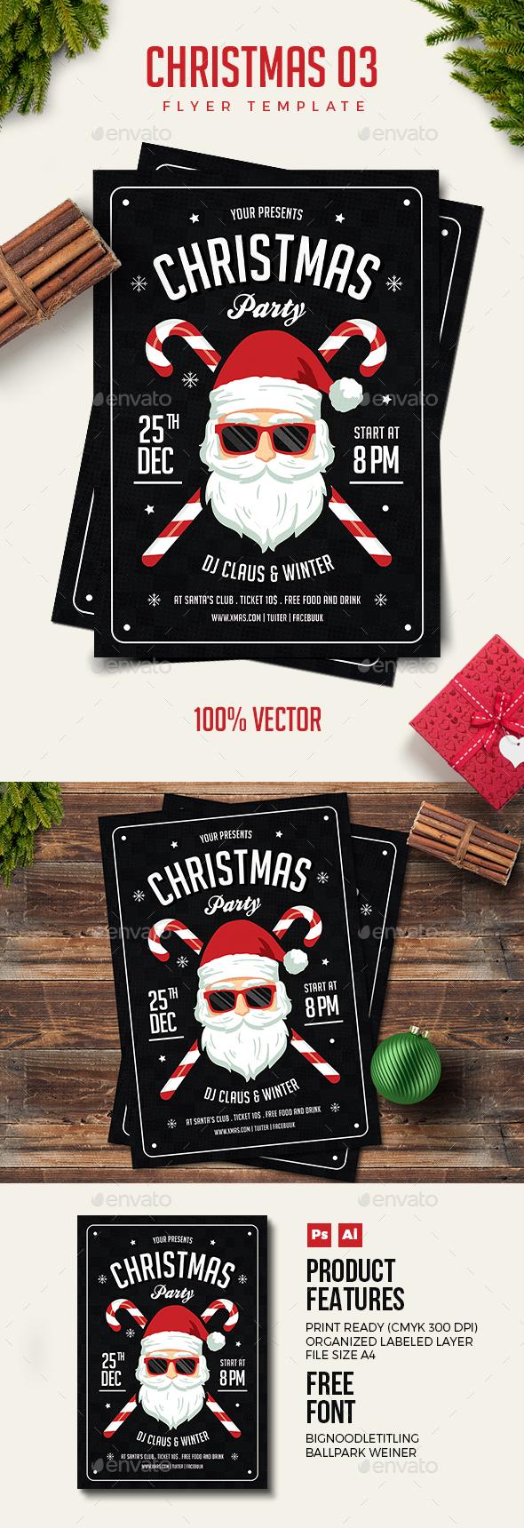 Christmas Flyer 03
