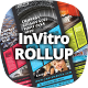 InVitro Rollup Banner Template - GraphicRiver Item for Sale